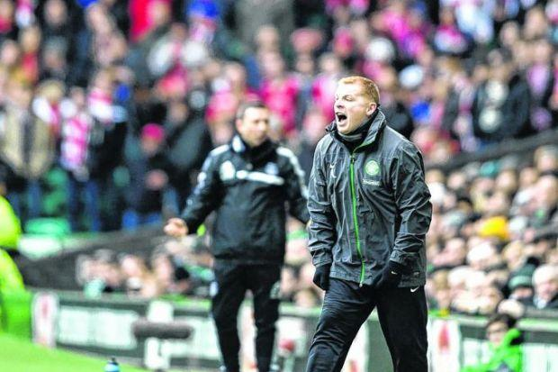 Neil Lennon could not get his head around the 'humdrum lifestyle' of a footballer down south. Picture: SNS