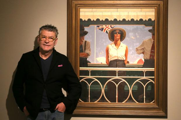 Vettriano 1, proper painters 0: Jack becomes most viewed artist at Kelvingrove
