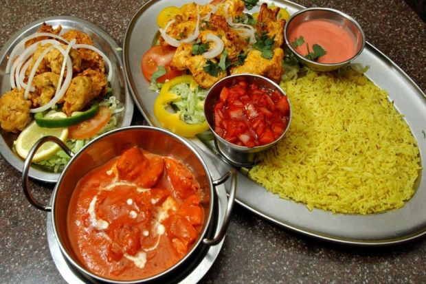 10 places to eat... Indian