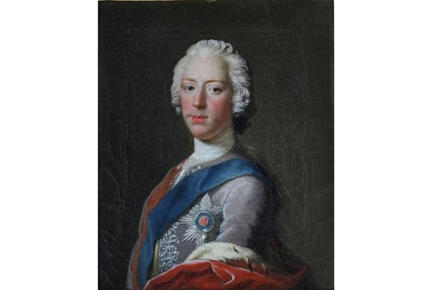 Bonnie Prince Charlie painting found in Edinburgh, 250 years after it went missing