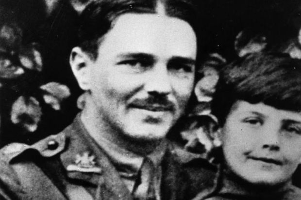 Wilfred Owen was not an anti-war campaigner, just a brilliant poet trapped between expectations and realityPhotograph: Getty Images