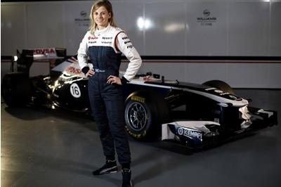 Susie Wolff to become first woman in 22 years to compete in F1 event