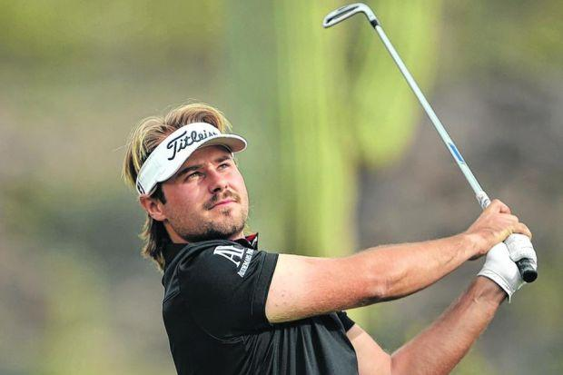 Victor Dubuisson's swashbuckling style appealed to both gallery and commentator in Arizona. Picture: Getty Images