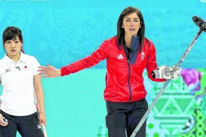 Eve Muirhead on indyref: being part of Team GB is extra special