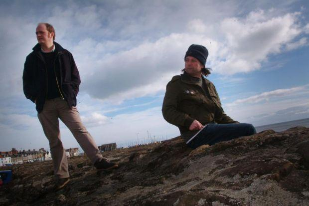 THE NORTH STAR: James Yorkston and King Creosote.
