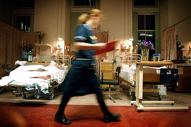 Alarm at surge in number of patients blocking NHS beds