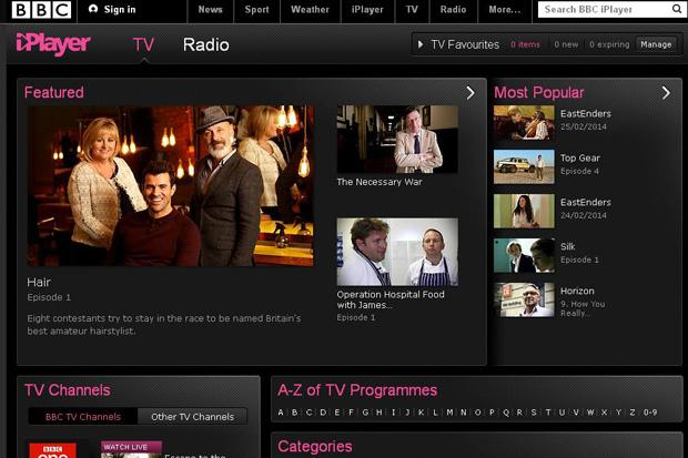 BBC boss Hall: I want to extend licence fee so it covers watching programme on iPlayer