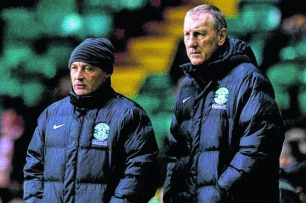 Terry Butcher, right, and Maurice Malpas first worked together at Tannadice. Picture: SNS