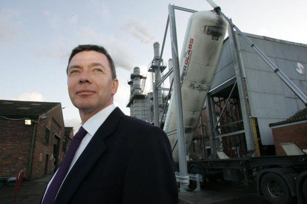 SOLUTIONS: Chief executive Alex McLeod and the board expect the firm to return to profitability. Picture: Peter Devlin
