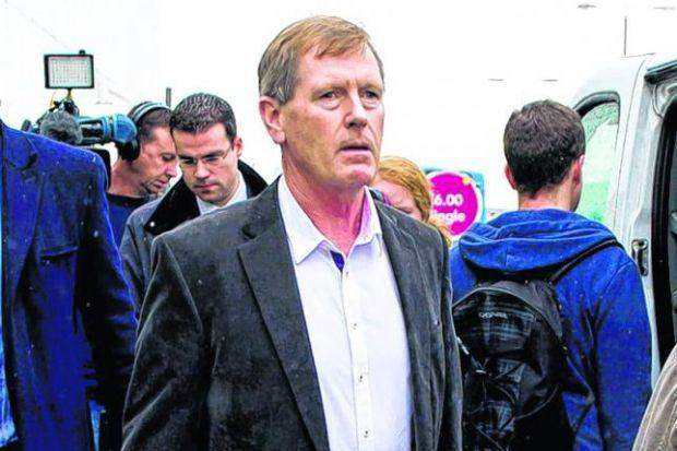 Dave King has had much to say but the former director has as yet not bought any shares in the new incarnation of Rangers. Picture: SNS