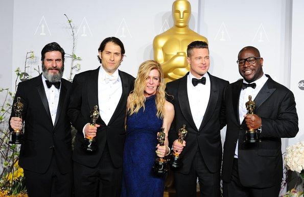 Oscars: 12 Years A Slave is best film, while UK-made Gravity gets seven awards