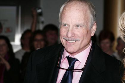 Richard Dreyfuss was one of the stars to attend.