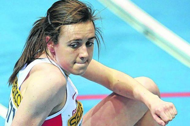 Laura Muir ponders what might have been after her 800 metres heat ende