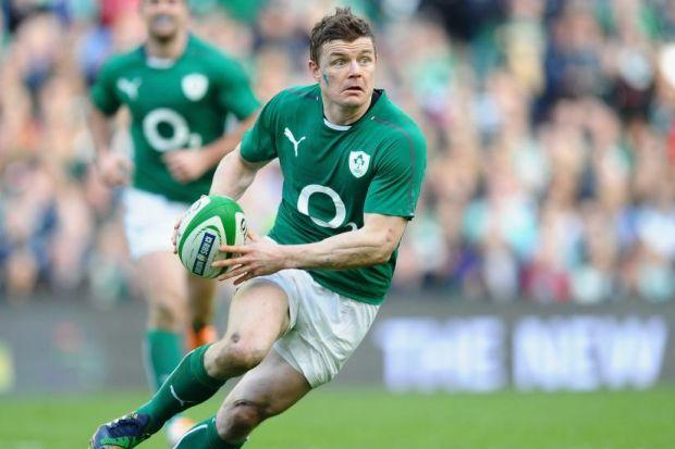 Brian O'Driscoll will earn his final cap against France on Saturday.