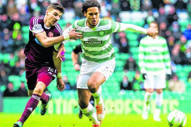 RETURN ON INVESTMENT: Celtic could quadruple the £2.6m they spent on Virgil van Dijk after the defender's impressive debut season in Scotland. Picture: Craig Foy/SNS