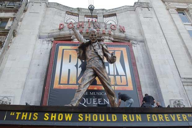 Who wants to live forever? Queen musical We Will Rock You to close after 12 years in West End