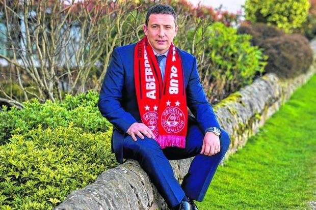 Derek McInnes admitted to confusion over John Hughes' midweek fixture complaints.  Picture: SNS