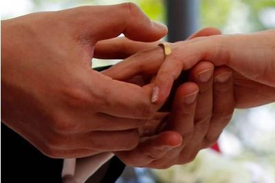 I don't! Figures reveal fewer Scots are getting married