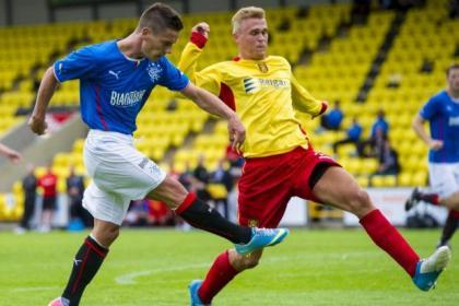 Albion Rovers to donate money from Gers cup tie to kids charity