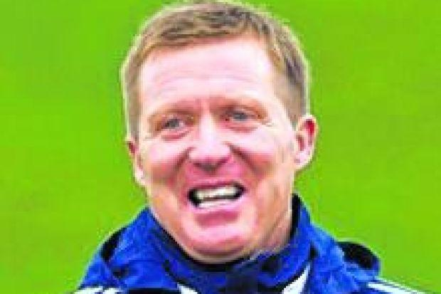gary locke has never considered walking away from the club