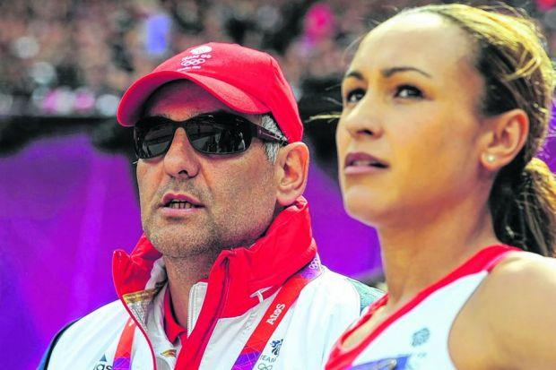 Toni Minichiello, highly regarded coach of Jessica Ennis, is one of several in the frame for the Scottish job. Picture: PA