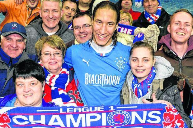 Bilel Mohsni ranks the League 1 title win as one of the best achievements of his career. Picture: SNS