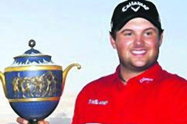 Patrick Reed has gone from No.586 in the world rankings to No. 20 in less than two years