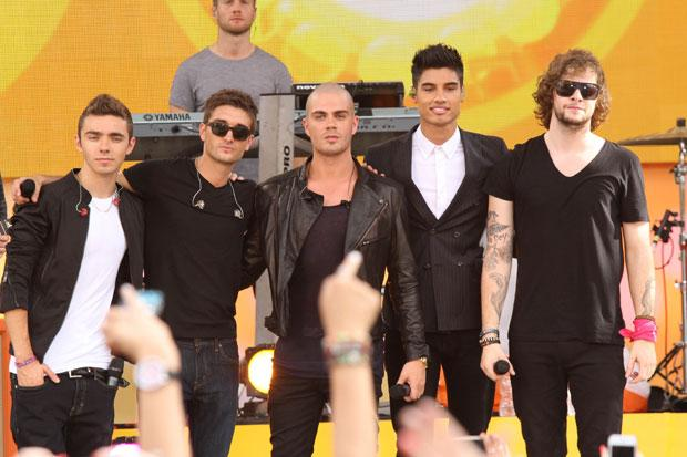 Review: The Wanted, SSE