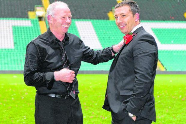 Stewart Milne has been reinvigorated by the arrival of Derek McInnes at Pittodrie. Picture: SNS