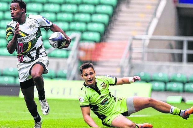 Carlin Isles is determined to repay Glasgow Warriors officials for showing faith in him