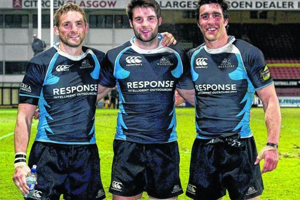 When the Killer Bs buzzed, so did Firhill. At Scotstoun, something is missing. Picture: SNS