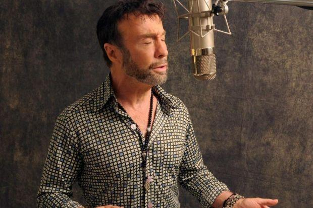 IN THE STUDIO: Paul Rodgers has recorded an album called Royal Sessions, which is inspired by the music he grew up listening to.