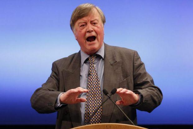Ken Clarke says a No vote will help the Conservatives win more seats in Scotland at the General  Election in 2015Photograph: Gordon Terris