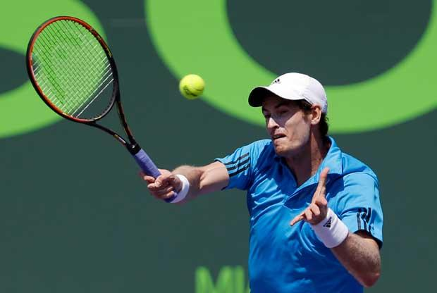 Post-Lendl Andy Murray through to fourth round after Lopez win