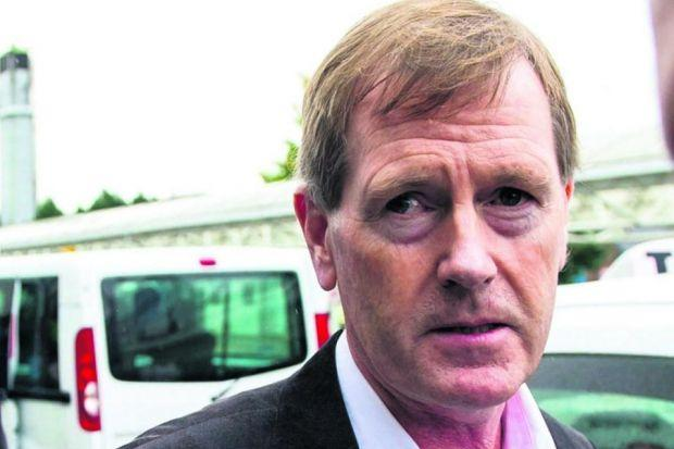 Dave King: the former Rangers director has warned supporters that his 'preference is not to fight'. Picture: SNS