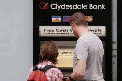 Clydesdale Bank to close 16 Scottish branches