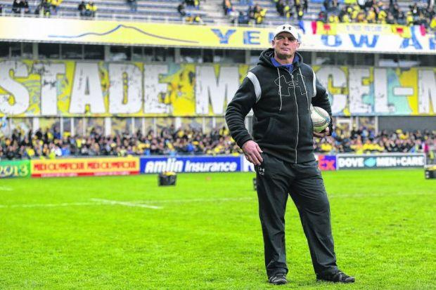 Vern Cotter turned Clermont into a force in Europe, but can he bring Scotland international success? Picture: SNS