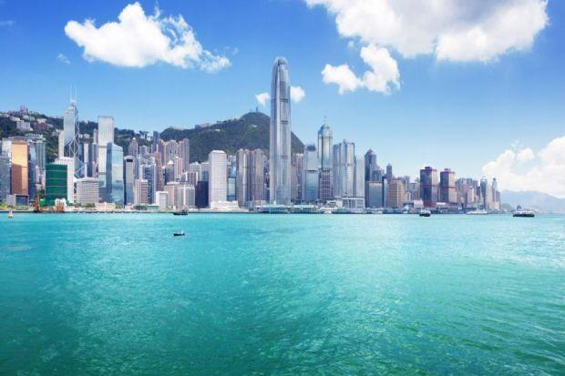 The city of Hong Kong sits on one of 263 islands that make up the region. Photograph: Iakov Kalinin/Shutterstock