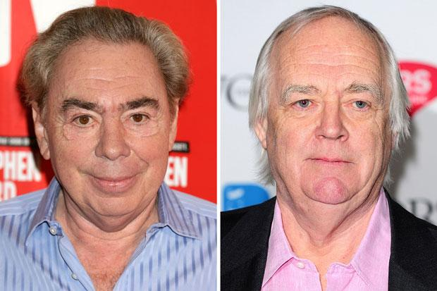 Andrew Lloyd Webber and Tim Rice shocked at old choirmaster abuse claims
