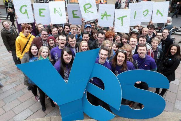 Game on for Generation Yes launch