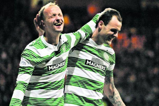 Leigh Griffiths and Anthony Stokes will hope to be a big part in Neil Lennon's plans