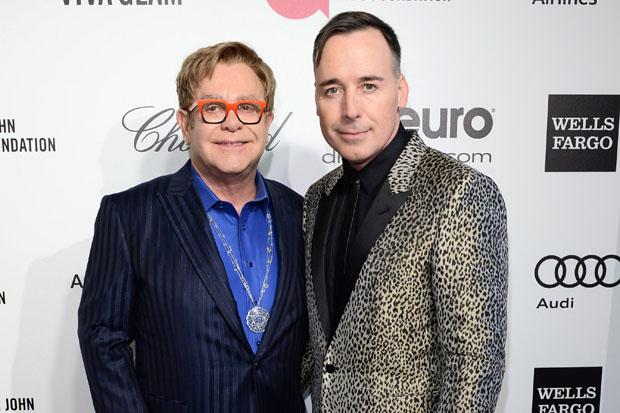 Sir Elton John to marry David Furnish in low-key May wedding