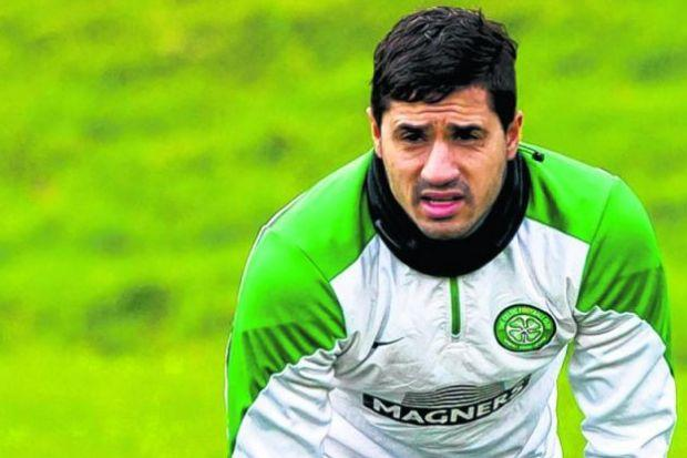 Biram Kayal claims he will never forgive Rangers captain Lee McCulloch . Picture: SNS
