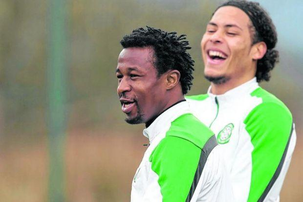 Efe Ambrose says he becomes depressed when he doesn't play football. Picture: SNS