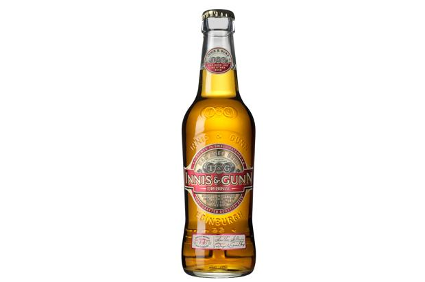 Bottle rocket: Innis & Gunn reports surge in US demand for beer