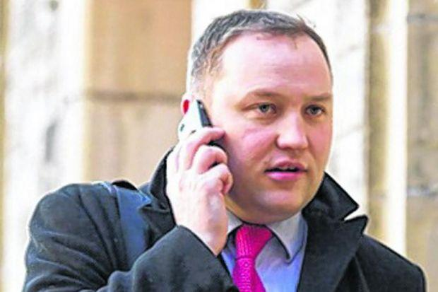 'Ref has whistle in mouth'says Ian Murray