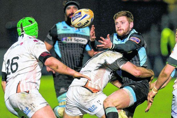 Finn Russell has proved he can chop and change between No.10 and inside centre.