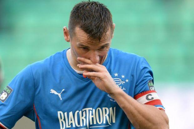 Lee McCulloch: 'I didn't know what I was doing after the final whistle'