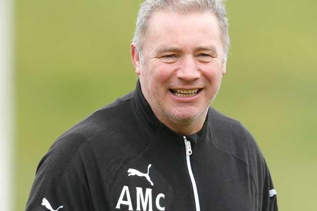 McCoist says Rangers are still hurting from final loss