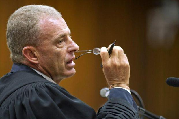 GERRIE NEL: Prosecutor is known in South Africa as 'the pitbull'.